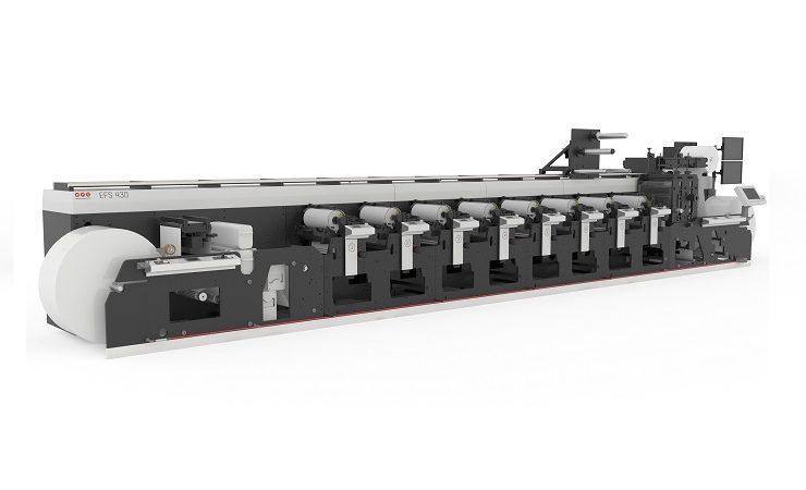Etygraf installs EFS press