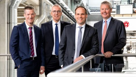 Steinbeck to become Windmöller & Hölscher CEO