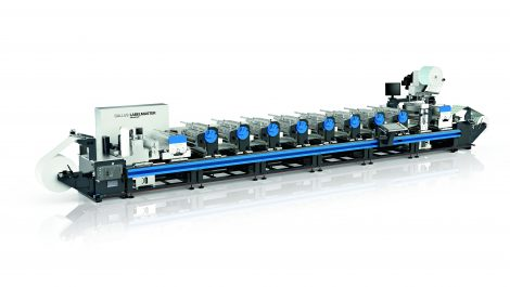 Gallus develops Rotary Die-Cut Unit Quick