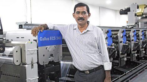 Libako boosts production efficiencies with Gallus