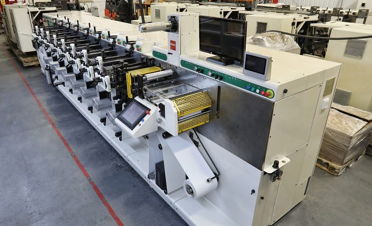 Color Label invests in refurbished FA-2500