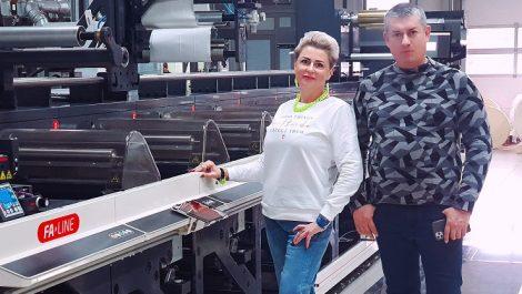 Nilpeter FA lands in Kazakhstan