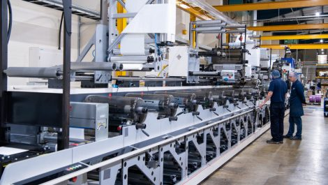 New press to allow growth for OPM