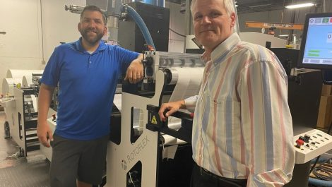Rotoflex machines support increased sales