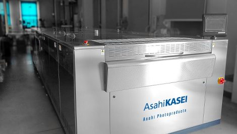 Nu-Maber updates plate processing line