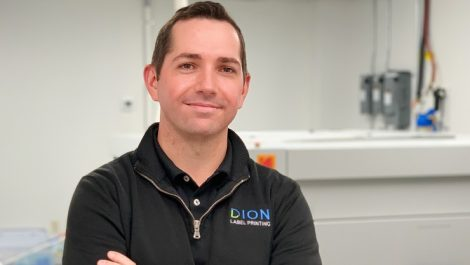 Dion Label installs FLEXCEL NX Ultra Solution