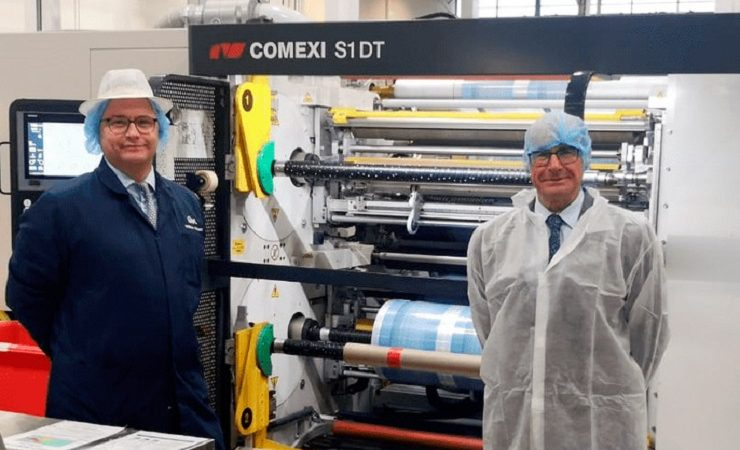 Sixth Comexi slitter sold to Roberts Mart
