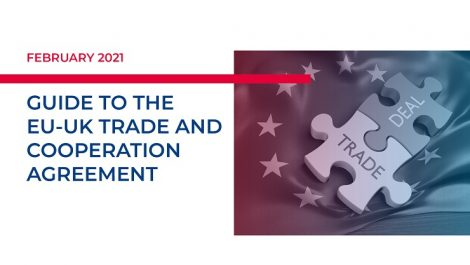 Guide to EU-UK trade agreement published by Integraf
