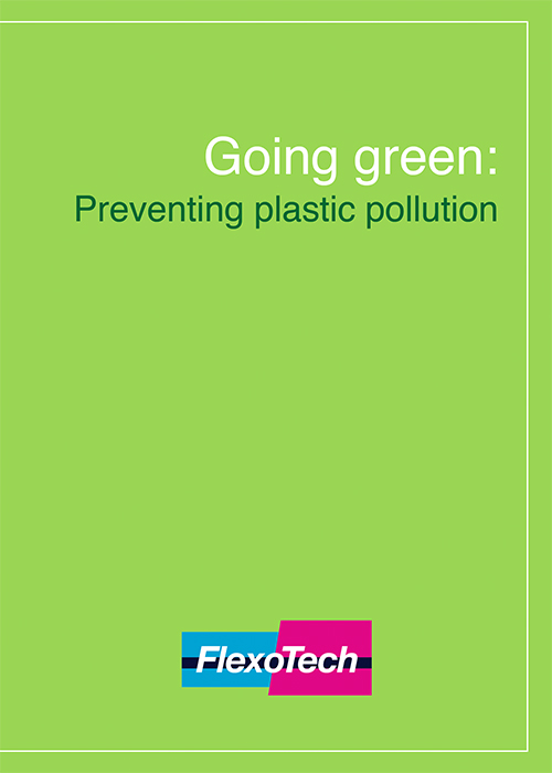 Going green: Preventing plastic pollution