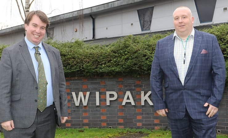 Wipak welcomes Westminster's Williams