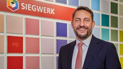 Nicolas Wiedmann to succeed as CEO of Siegwerk