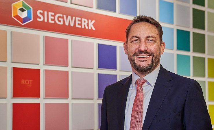Nicolas Wiedmann to succeed as CEO of Siegwerk