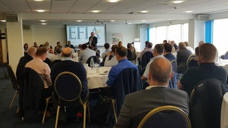 Date set for EFIA's Sustainability Breakfast Meeting