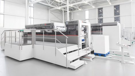 Double-Bobst installation at Simply Cartons