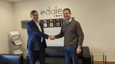 Edale to offer North American sales support
