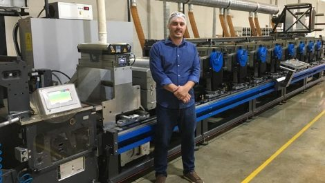 Labelmaster opens up new markets