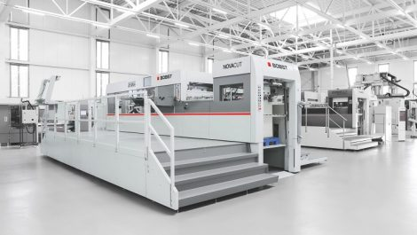 Business growth leads to Bobst investment