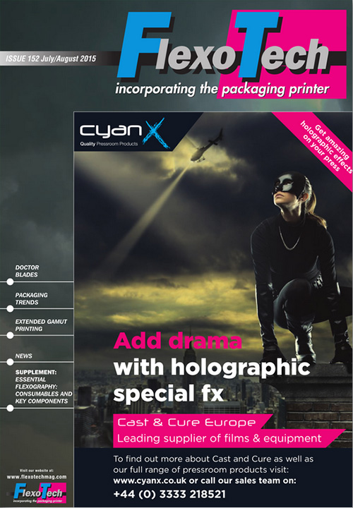 FlexoTech July/August 2015