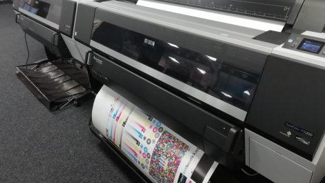 Contact enhances printing capabilities