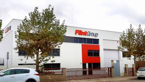 Regional Service Centre opened by Flint Group