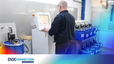 From colour pains to performance gains with new GSE ink logistics