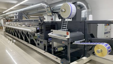 Hasnet Label adds fourth NilpeterFA-Line