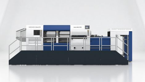 Koenig& Bauer cutter increases Ellis' output by 30%