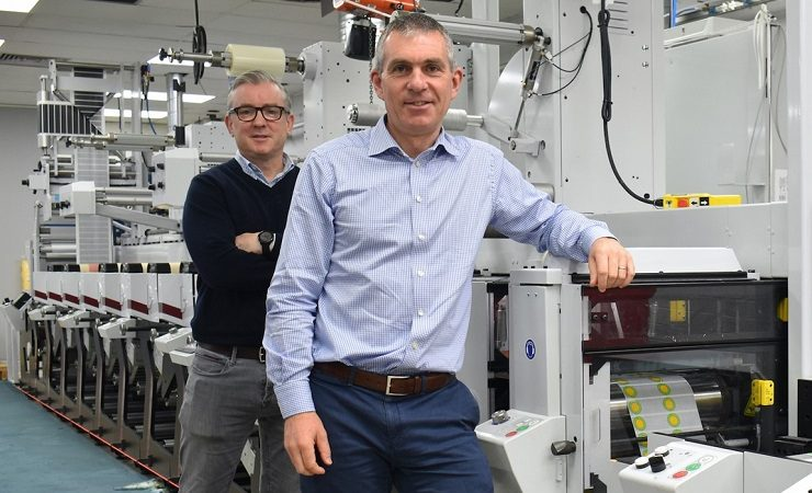 Label Tech capacity increased with Evolution