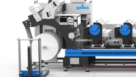 Gallus Labelmaster 2021 redesign