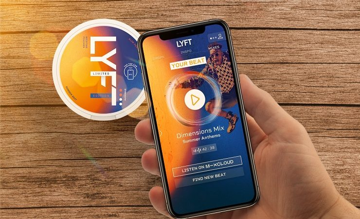 Lyft uses NFC for connected packaging