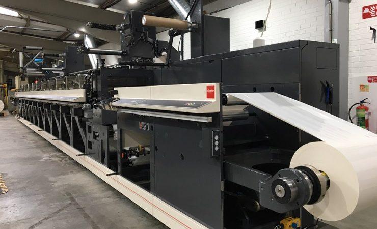 Nilpeter FA installed at MacFarlane