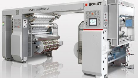 Nova SX laminator launched by Bobst
