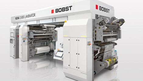NOVA DA 800 Laminator launched by Bobst