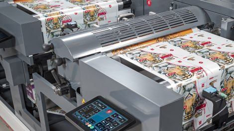 Chromatic Labels brings Nilpeter FA-26 into new facility