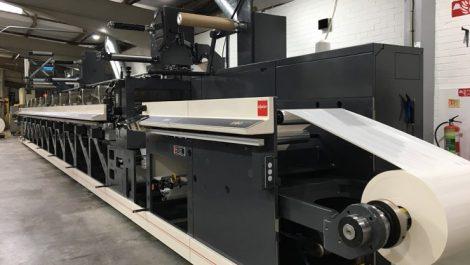 FA-17 installed at Macfarlane Labels