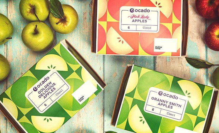 Pro-Produce Ocado apples