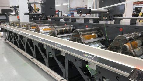 Rifa Etichette installs Nilpeter FA-17