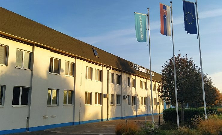 Smurfit Kappa expands in Czech Republic and Slovakia