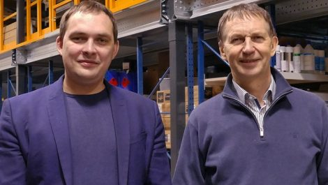 New GM distributor in the Baltics