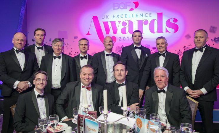 British Quality Foundation awards Sun Chemical
