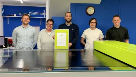 First Crystal XPS certification awarded in the UK