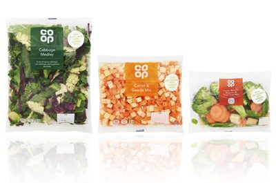 Coveris launches recyclable film for the Co-op