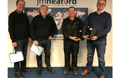 JM Heaford starts 2018 by investing in people