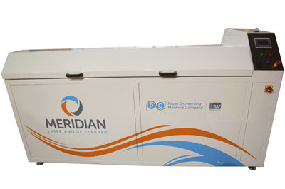 Meridian laser cleaner bought by Handgards