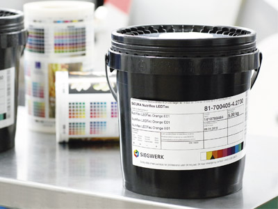 Are UV LED inks the future?