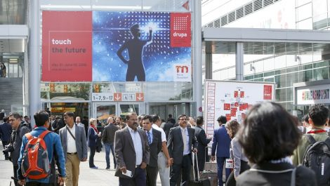 drupa cut by two days