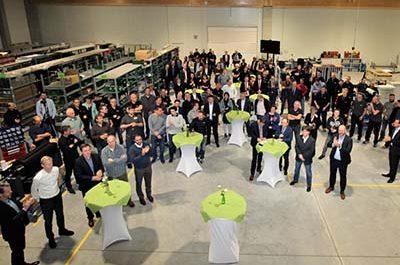 Esko opens new flexo facility