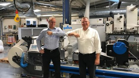 Double Gallus installation at Nordvalls