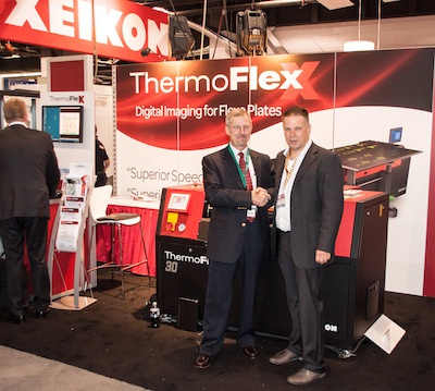 Flexo screen launch enables new quality standards